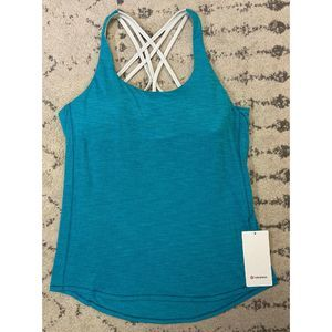 Lululemon Women's Slay The Studio 2 in 1 Tank